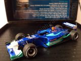 Sauber Petronas C21 - Heidfeld y Massa - foto