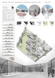 Pfc arquitectura infografía render 3d - foto