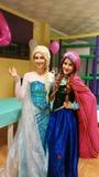 Cumpleaños Frozen Elsa Anna Olaf - foto