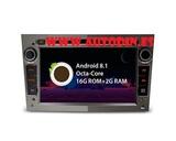 Radio Gps Android Opel Astra (04-10) - foto