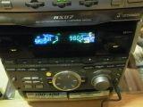 Sony - rxd7 equipo  hifi sin altavoces - foto