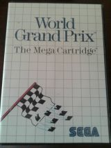 Master system master world grand prix - foto