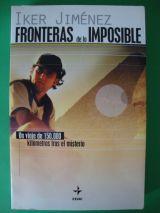 FRONTERAS DE LO IMPOSIBLE.  IKER JIMÉNEZ - foto