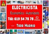 Electricista todo.madrid 619547878 - foto