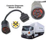 Conector Nissan 9 pines. - foto