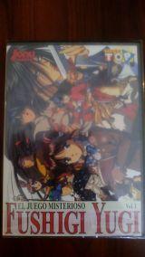 Fushigi yugi vol. 1 el juego misterioso. - foto