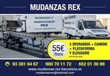 Mudanzas  Barcelona  933816467 - foto