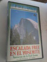 Vhs escalada free en el yosemite - foto