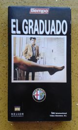 El graduado (vhs) - foto