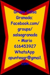 TALLERES DE BAILES,  SALSA.  GRUPOS - foto