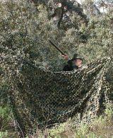 Red reversible caqui/camuflaje caza - foto