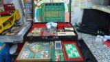 maleta de juegos de mesa aja - foto