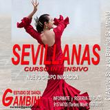 CURSO INTENSIVO DE SEVILLANAS - foto