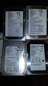 Discos duros  IDE 3.5  diversos - foto