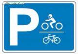Alquilo plaza parking de bicicleta - foto