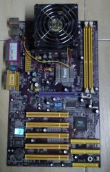 placa base Soltek modelo SL-KT400A-C - foto