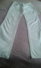 ---// pant camisa blanca/ camiseta gris - foto