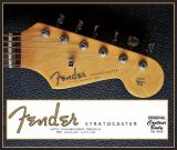 FENDER STRATOCASTER decal headstock - foto