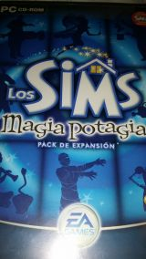 Los Sims Magia Potagia - foto