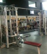 maquinas de gimnasio life fitnees - foto