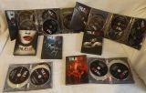 Lote Dvds True Blood 4 temporad + camise - foto