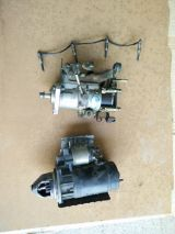 Motor de arranque c25 citroen peugeot - foto