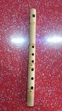 flauta quena bambu - foto