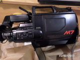 Panasonic - m 7 camara video vhs - foto