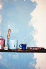 Pintor y empapelador profesional - foto