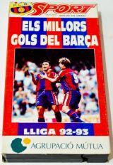 Els Millors gols del Barça (Lliga 92-93) - foto