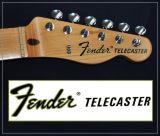 Fender telecaster decal - foto
