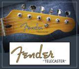 Fender telecaster vintage decal - foto