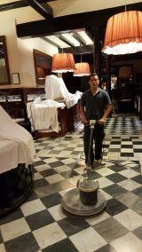 pulidor de suelos en barcelona - foto