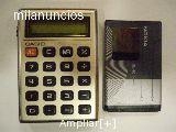 micro calculadora casio - foto