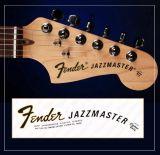 Fender jazzmaster decal headstock - foto