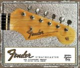 Decal fender stratocaster headstock - foto