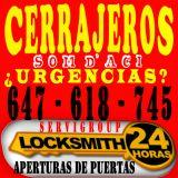 Cerrajeros en ALCANAR  urgencias 24 hrs - foto