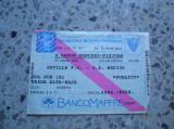 entrada SEVILLA-MERIDA 1993 - foto