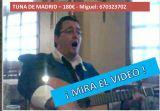 Tuna de madrid 180€_ tunos cumpleaÑos - foto