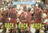 Michael Jordan & Bulls - Póster de 1993 - foto