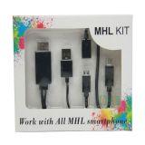 CABLE MHL A HDMI VER MOVIL EN LA TELE