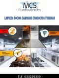 limpieza campana turbina extractor - foto