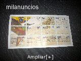 coleccion hoja sellos bbva completa - foto