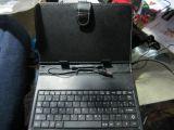 funda con teclado - foto