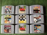 Cartuchos Nintendo 64(N64) version pal. - foto