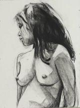 chica modelo para dibujo busco - foto