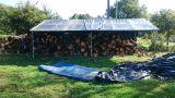 leña de roble  seca 55 euros - foto