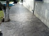 Pavimentos hormigon impreso - foto