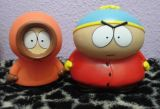 figura plastico south park - foto