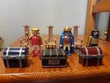 lote medieval d playmobil - foto